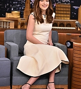 Dakota Johnson on The Tonight Show With Jimmy Fallon  - February 10