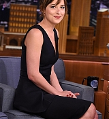 Dakota Johnson on The Tonight Show With Jimmy Fallon