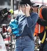 Filming in Los Angeles - March 8
