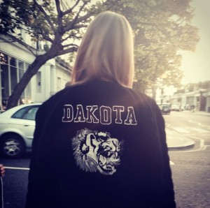 Dakota Johnson Instagram Photos